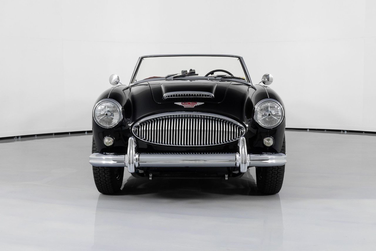 1963 AUSTIN HEALEY 3000 MK2 For Sale (picture 3 of 6)