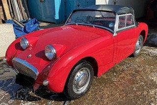 Austin Healey Frogeye Sprite Mk1