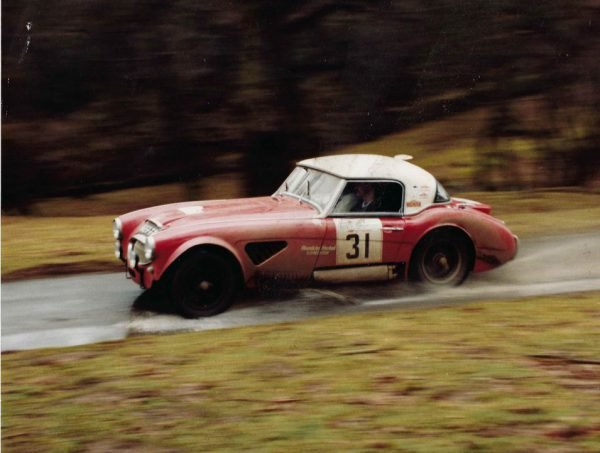 1962 Austin Healey MkII Fast road/rally car For Sale (picture 3 of 4)