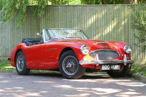 1963 Austin Healey 3000 MK2