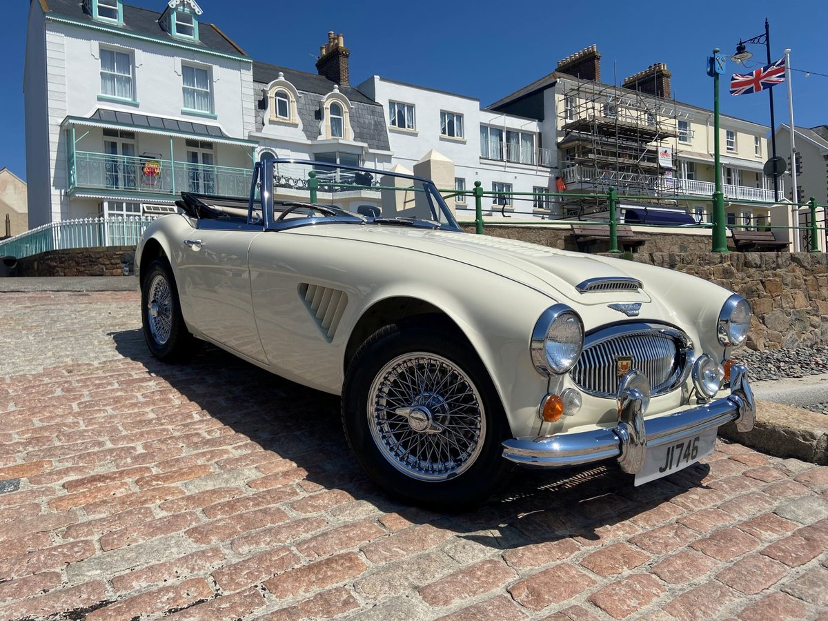 1967 AUSTIN HEALEY  3000 MK 3  Wide body For Sale (picture 1 of 6)