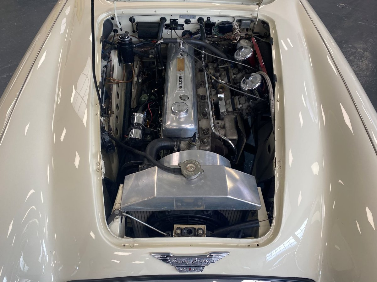 1967 AUSTIN HEALEY  3000 MK 3  Wide body For Sale (picture 3 of 6)