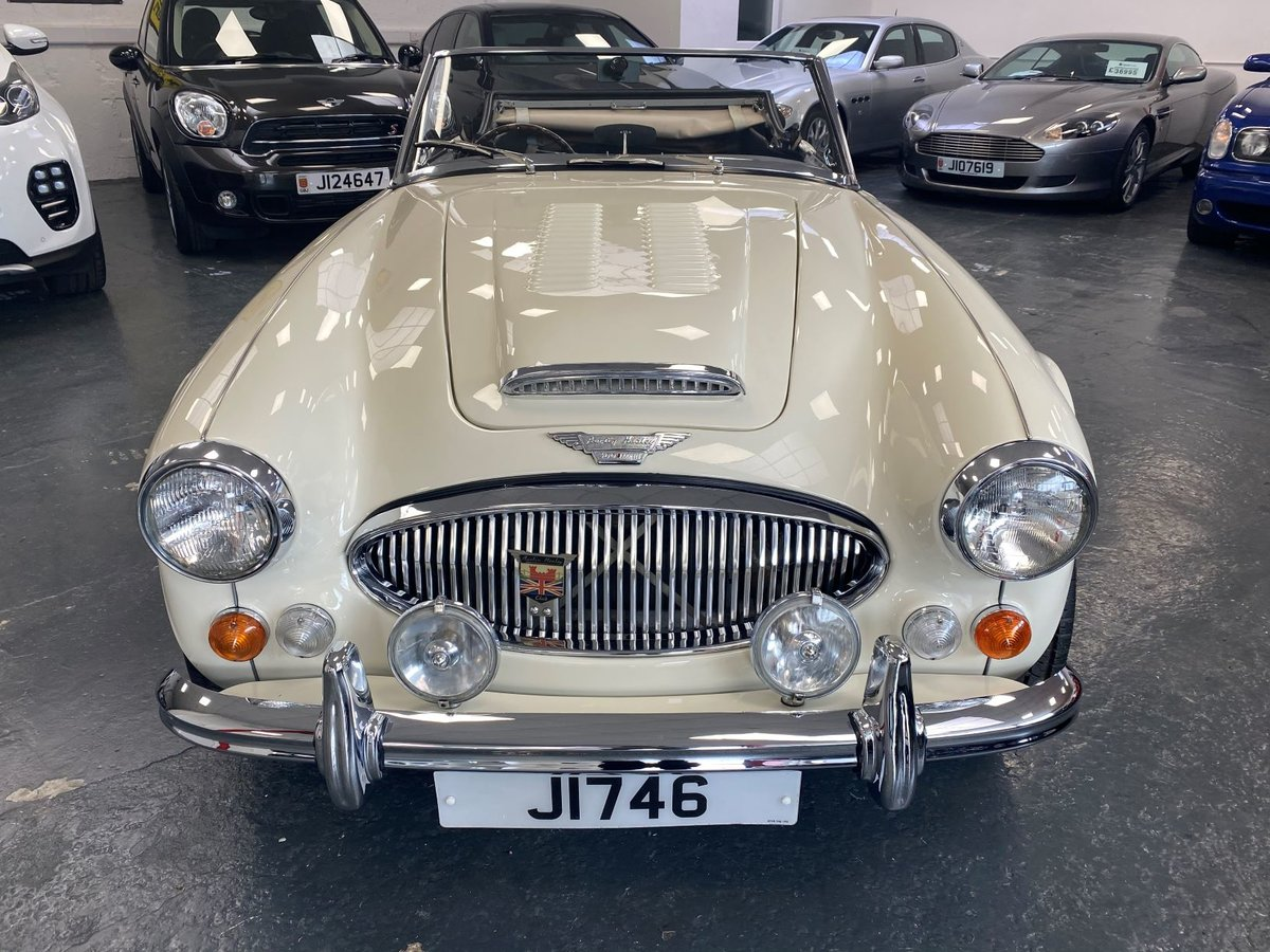 1967 AUSTIN HEALEY  3000 MK 3  Wide body For Sale (picture 4 of 6)