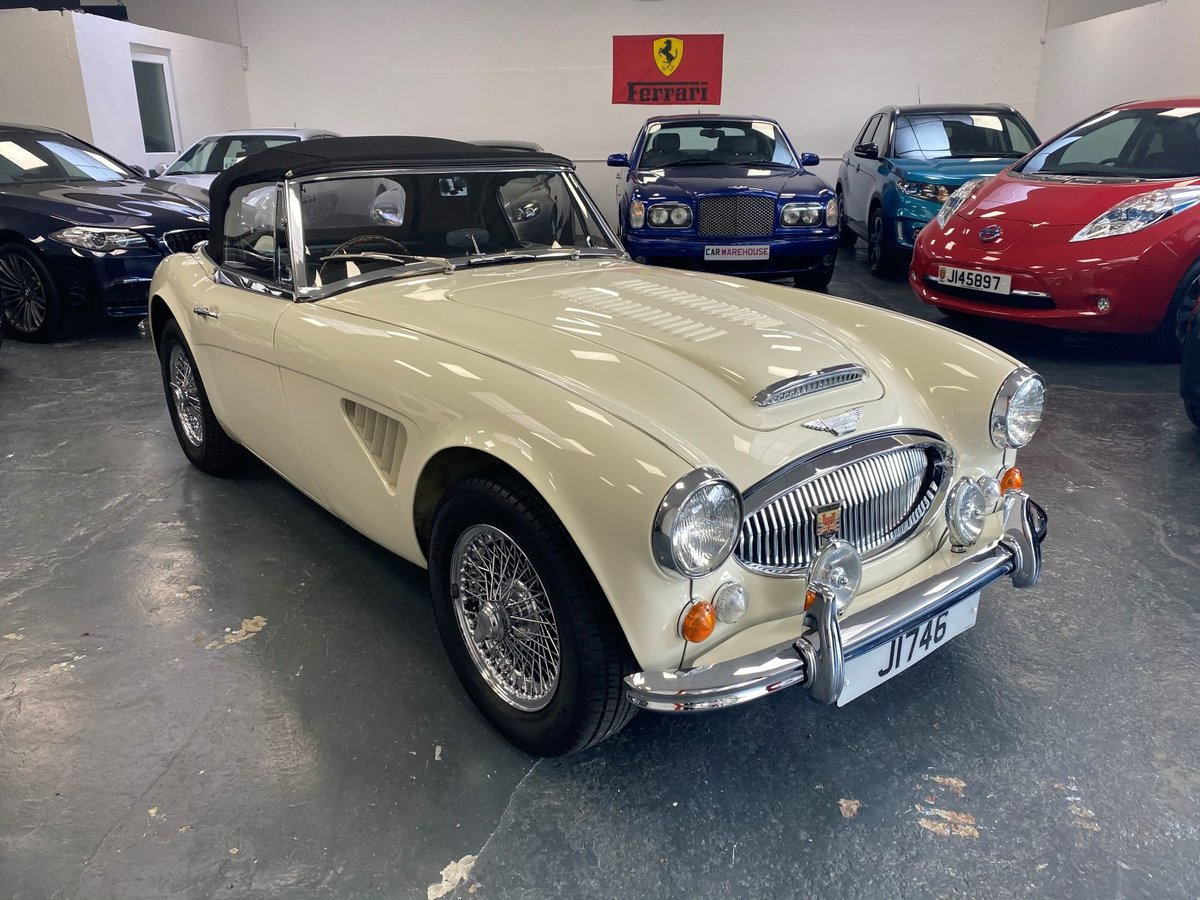 1967 AUSTIN HEALEY  3000 MK 3  Wide body For Sale (picture 5 of 6)