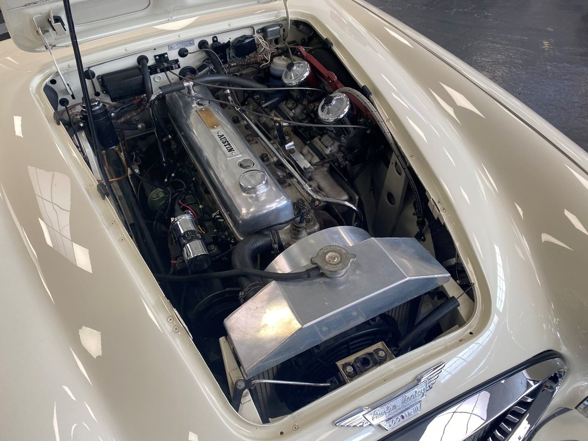 1967 AUSTIN HEALEY  3000 MK 3  Wide body For Sale (picture 6 of 6)