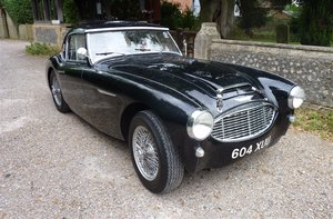 1957 AUSTIN HEALEY 100/6 WORKS STYLE For Sale by Auction