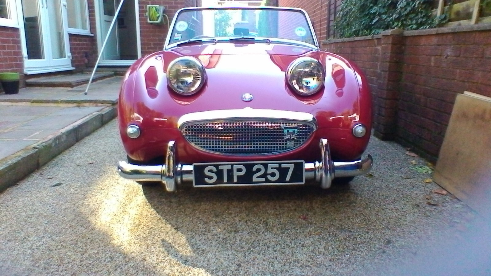 1959 Austin Healey Frogeye Sprite SOLD (picture 1 of 5)