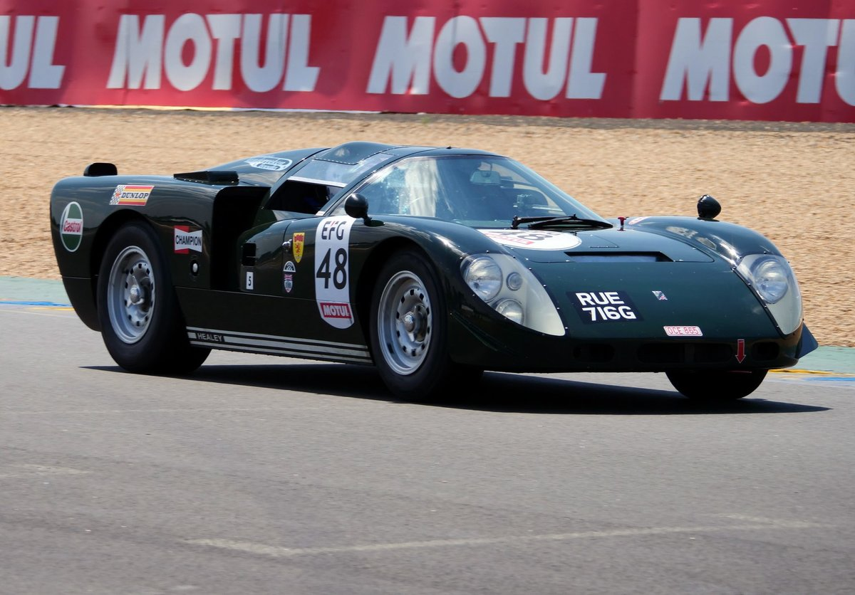 1968 Healey SR2 Sport Proto For Sale (picture 1 of 4)