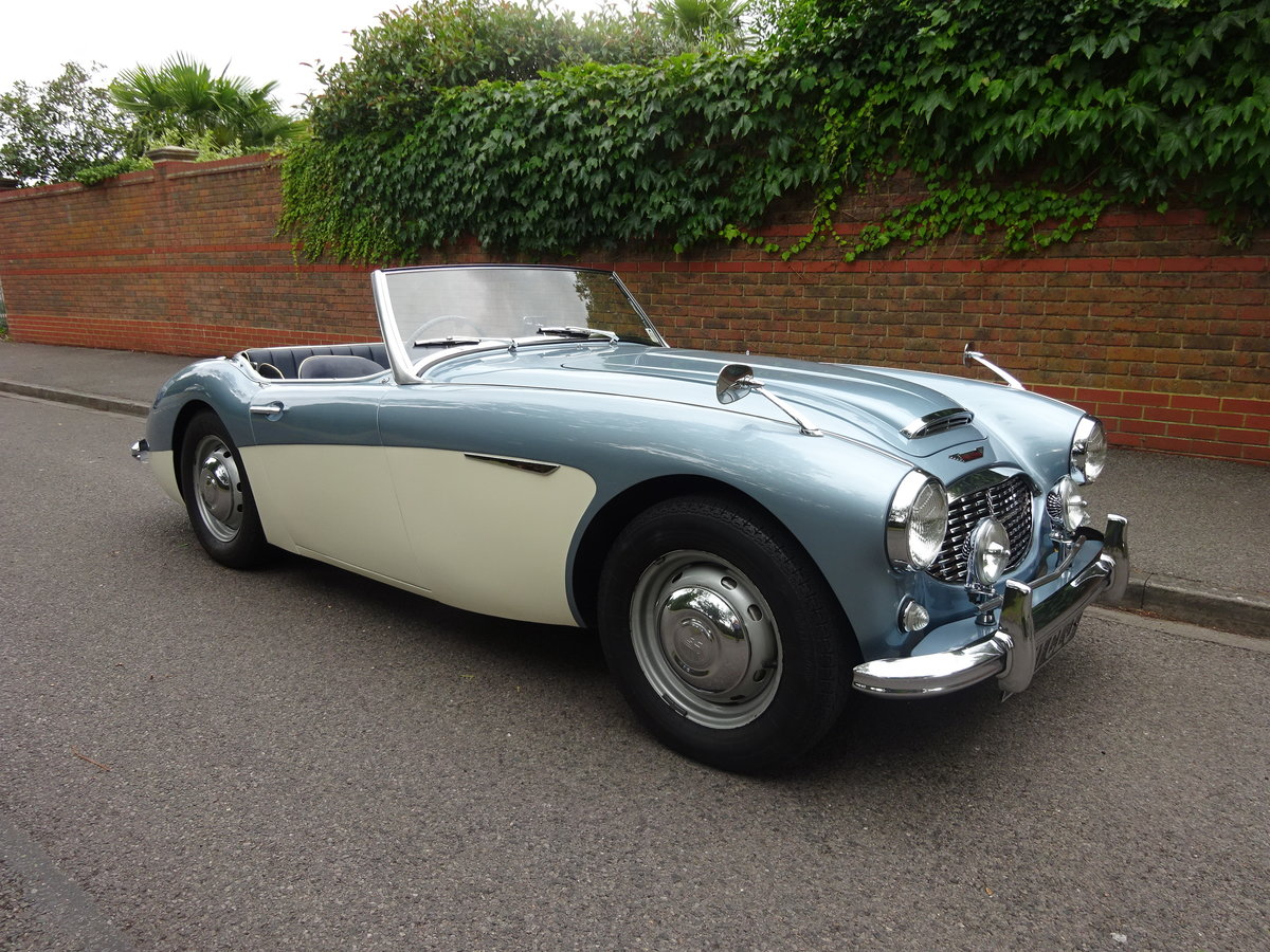 1958 AUSTIN HEALEY 100/6 BN4 For Sale (picture 1 of 6)