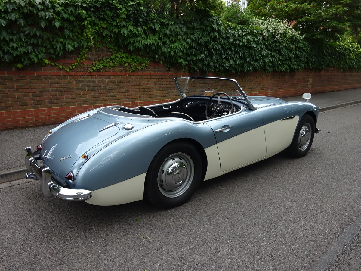 1958 AUSTIN HEALEY 100/6 BN4 For Sale (picture 3 of 6)