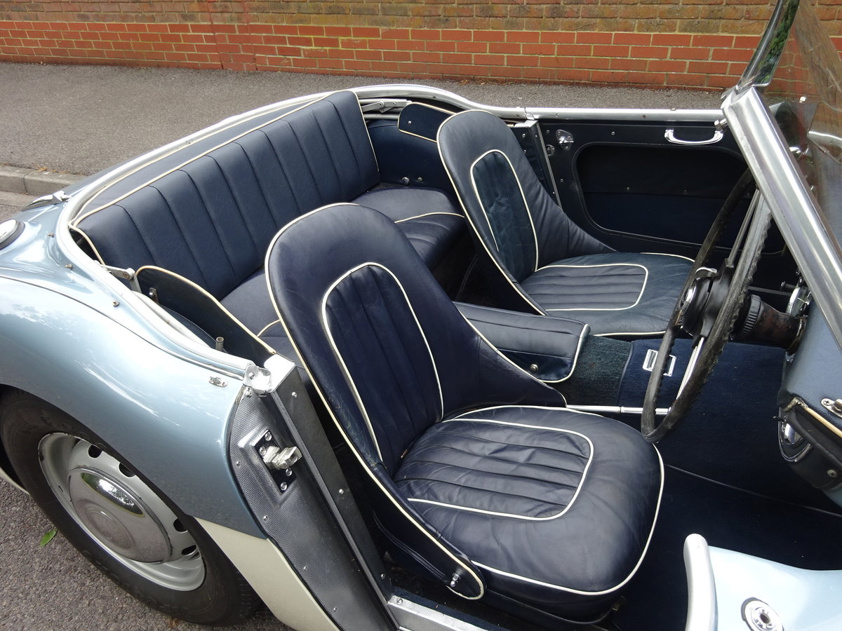 1958 AUSTIN HEALEY 100/6 BN4 For Sale (picture 4 of 6)