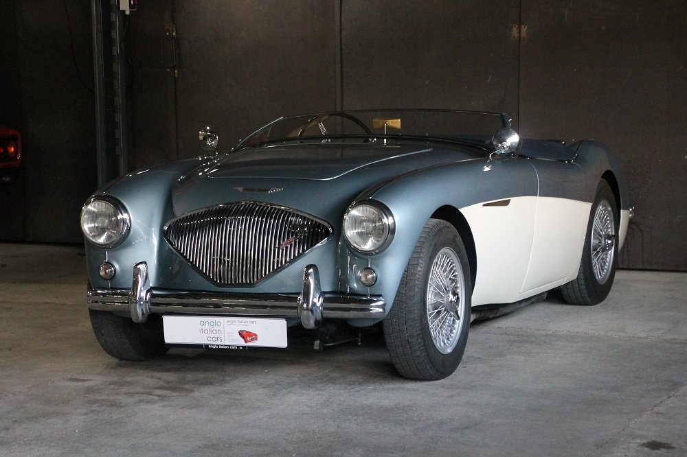 1956 Austin Healey 100/4 BN2 original home market RHD car For Sale (picture 1 of 6)