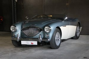 1956 Austin Healey 100/4 BN2 original home market RHD car