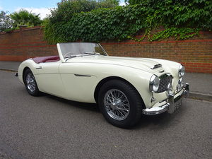 1957 AUSTIN HEALEY 100/6 BN4 For Sale