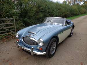 1967 AUSTIN HEALEY 3000 MK 3 PH 2 -  RESTORED TO SHOW STANDARD! For Sale