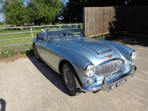 1965 AUSTIN HEALEY 3000 MK 3 PH2 - A NICELY MELLOWED RESTORATION  For Sale