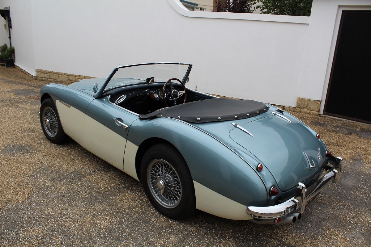 Austin Healey 100/6 1958 - To be auctioned 30-10-20 For Sale by Auction (picture 2 of 6)