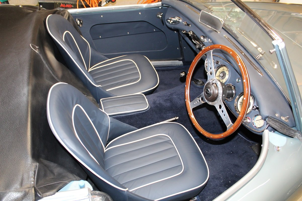 Austin Healey 100/6 1958 - To be auctioned 30-10-20 For Sale by Auction (picture 3 of 6)
