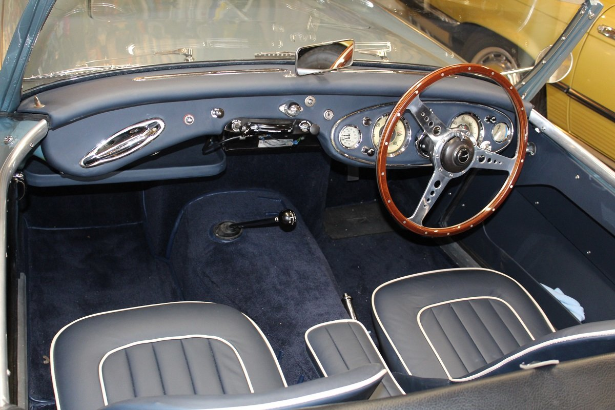 Austin Healey 100/6 1958 - To be auctioned 30-10-20 For Sale by Auction (picture 6 of 6)