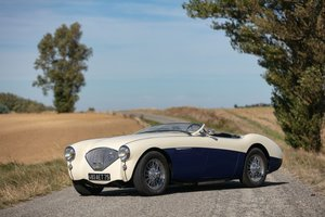 1956 Austin-Healey 100 (BN2) roadster - No reserve