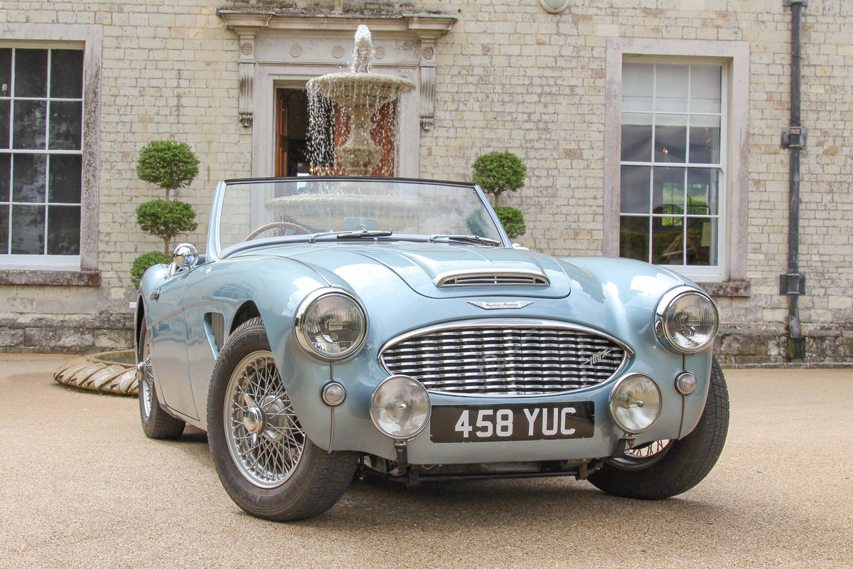 1958 Austin Healey 100/6   Factory Hardtop & Mk3 Fast Engine For Sale (picture 1 of 6)
