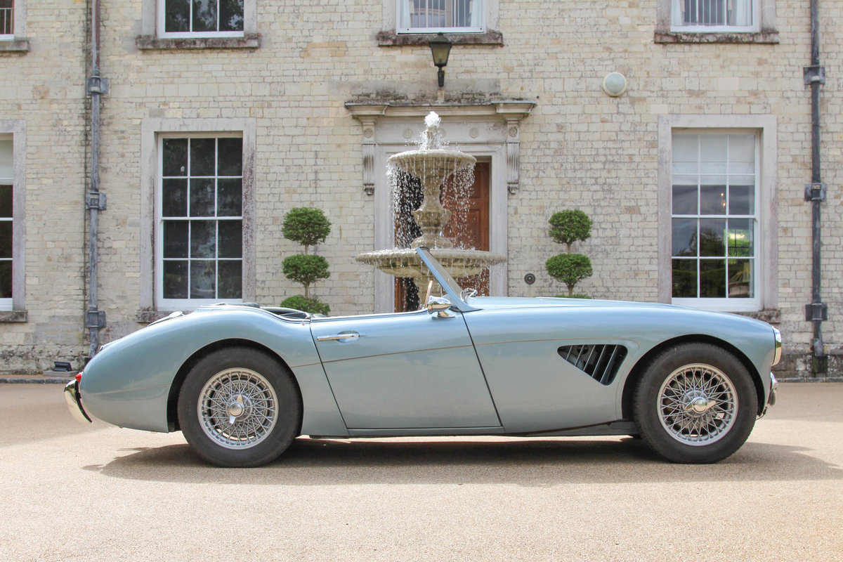 1958 Austin Healey 100/6   Factory Hardtop & Mk3 Fast Engine For Sale (picture 3 of 6)