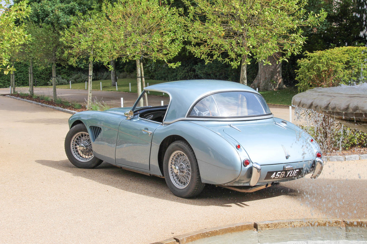 1958 Austin Healey 100/6   Factory Hardtop & Mk3 Fast Engine For Sale (picture 4 of 6)