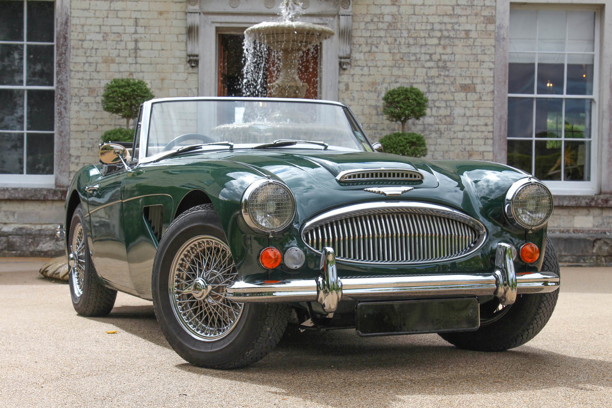 1966 Austin Healey 3000 MkIII | UK RHD, Full Leather & Upgrades For Sale (picture 1 of 4)