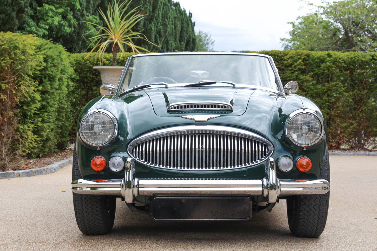 1966 Austin Healey 3000 MkIII | UK RHD, Full Leather & Upgrades For Sale (picture 3 of 4)