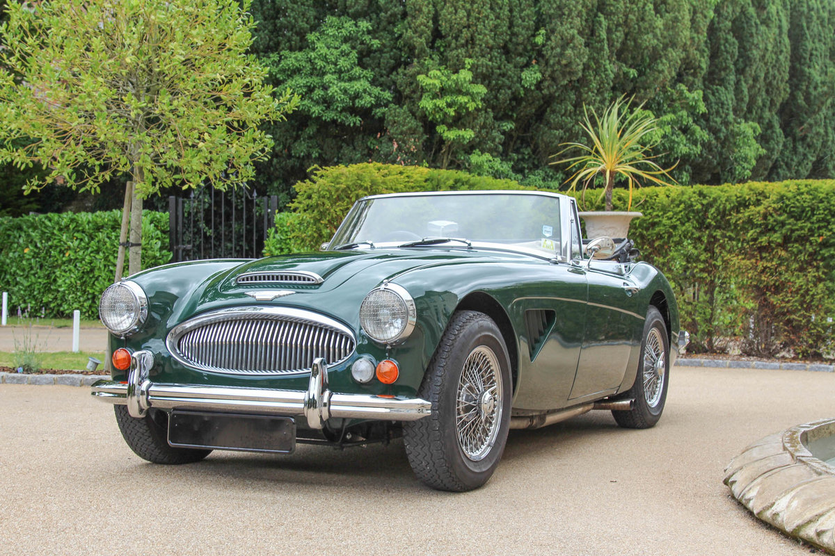1966 Austin Healey 3000 MkIII | UK RHD, Full Leather & Upgrades For Sale (picture 4 of 4)