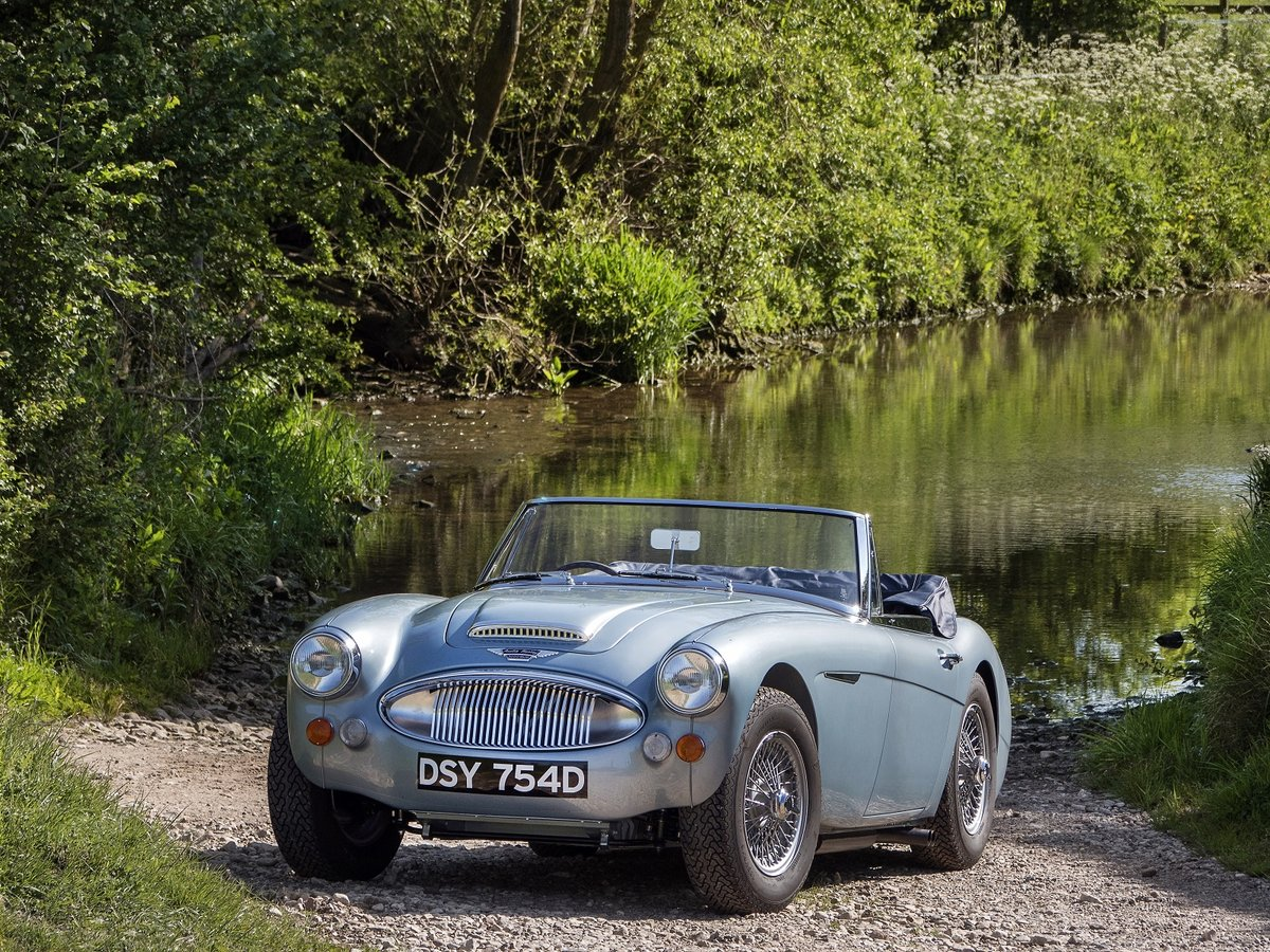 1966 Austin Healey 3000 MKIII BJ8 - JME Restored SOLD (picture 4 of 6)