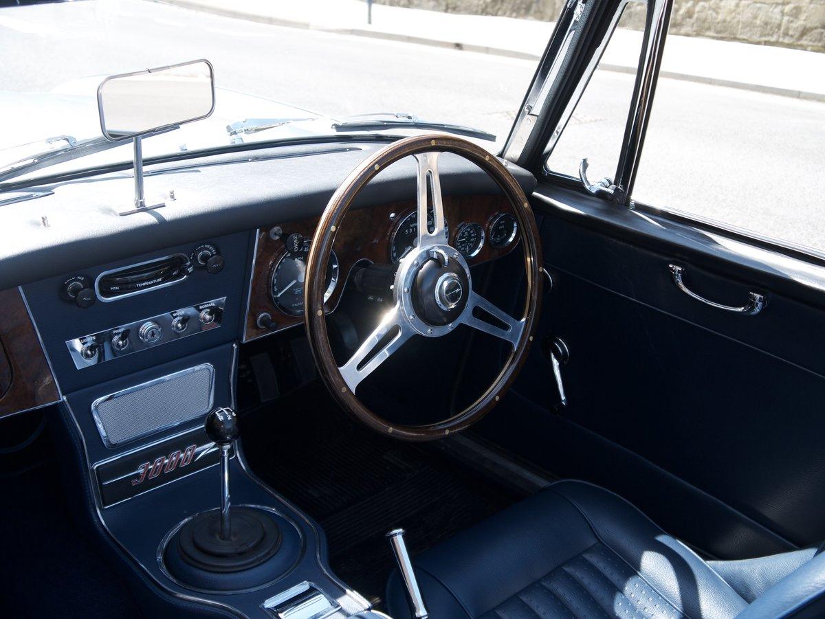 1966 Austin Healey 3000 MKIII BJ8 - JME Restored SOLD (picture 5 of 6)