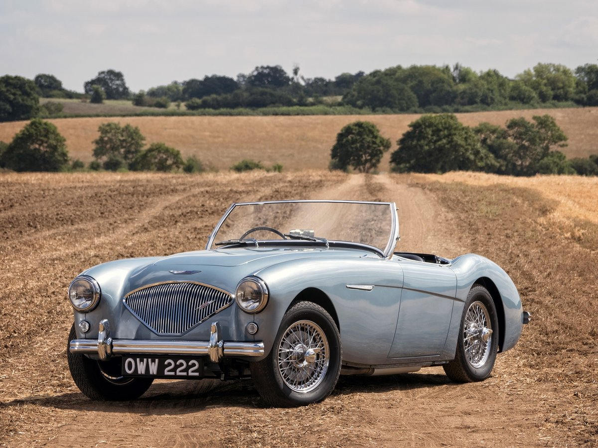 1955 1954 Austin Healey 100/4 BN1 - JME Restored For Sale (picture 1 of 6)
