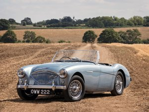 Picture of 1955 1954 Austin Healey 100/4 BN1 - JME Restored For Sale