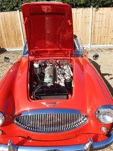 1963 3000mk2 nut and bolt restoration lhd ex california