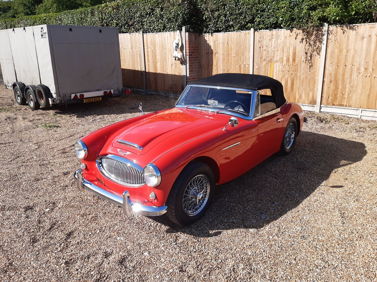 1963 3000mk2 nut and bolt restoration lhd ex california For Sale (picture 2 of 6)