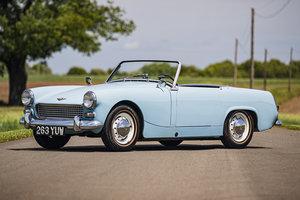 1962 Austin-Healey Sprite MKII