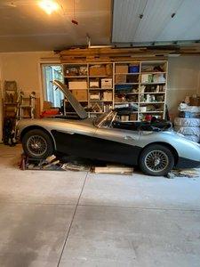 1966 Austin Healey BJ8 MK3 For Sale