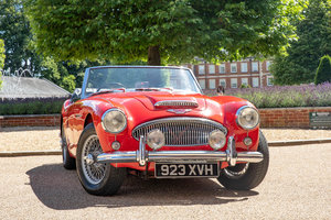 1962 Austin Healey 3000 MkIIA BJ7 | 1 of 455 UK RHD
