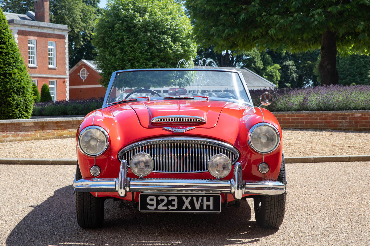 1962 Austin Healey 3000 MkIIA BJ7   1 of 455 UK RHD For Sale (picture 2 of 6)