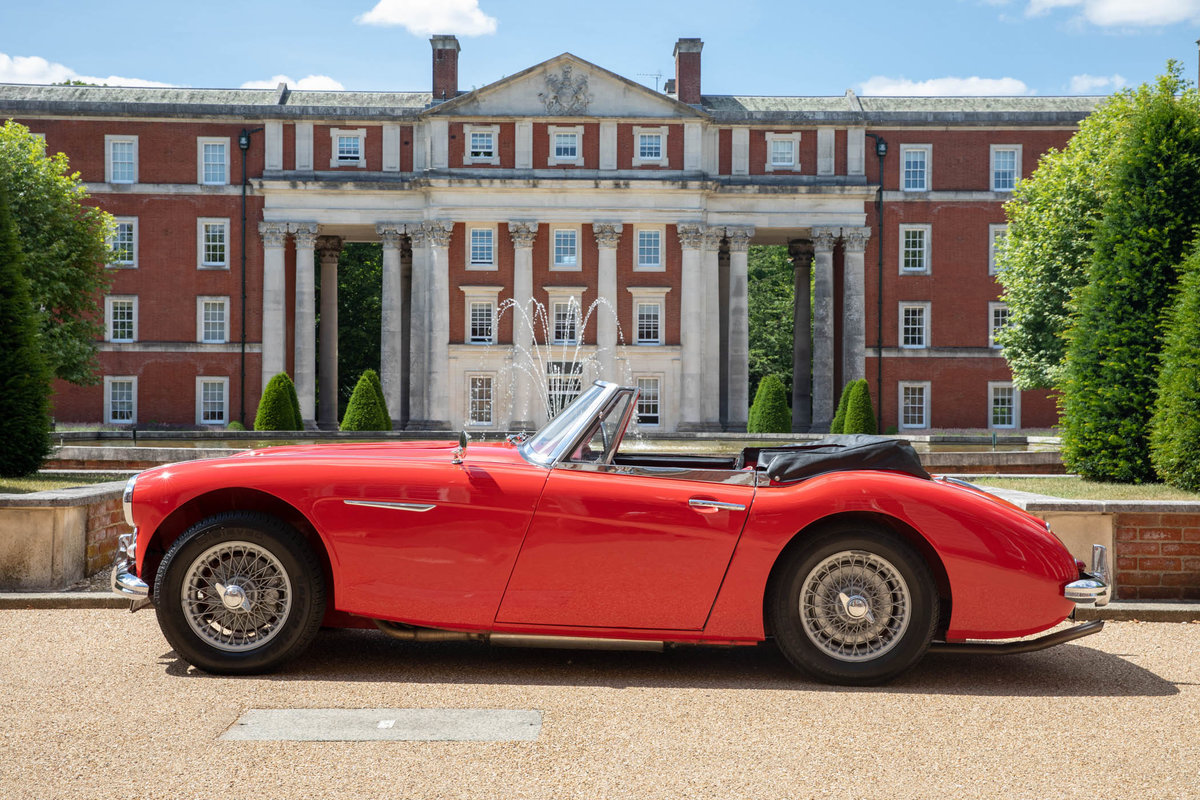 1962 Austin Healey 3000 MkIIA BJ7   1 of 455 UK RHD For Sale (picture 3 of 6)