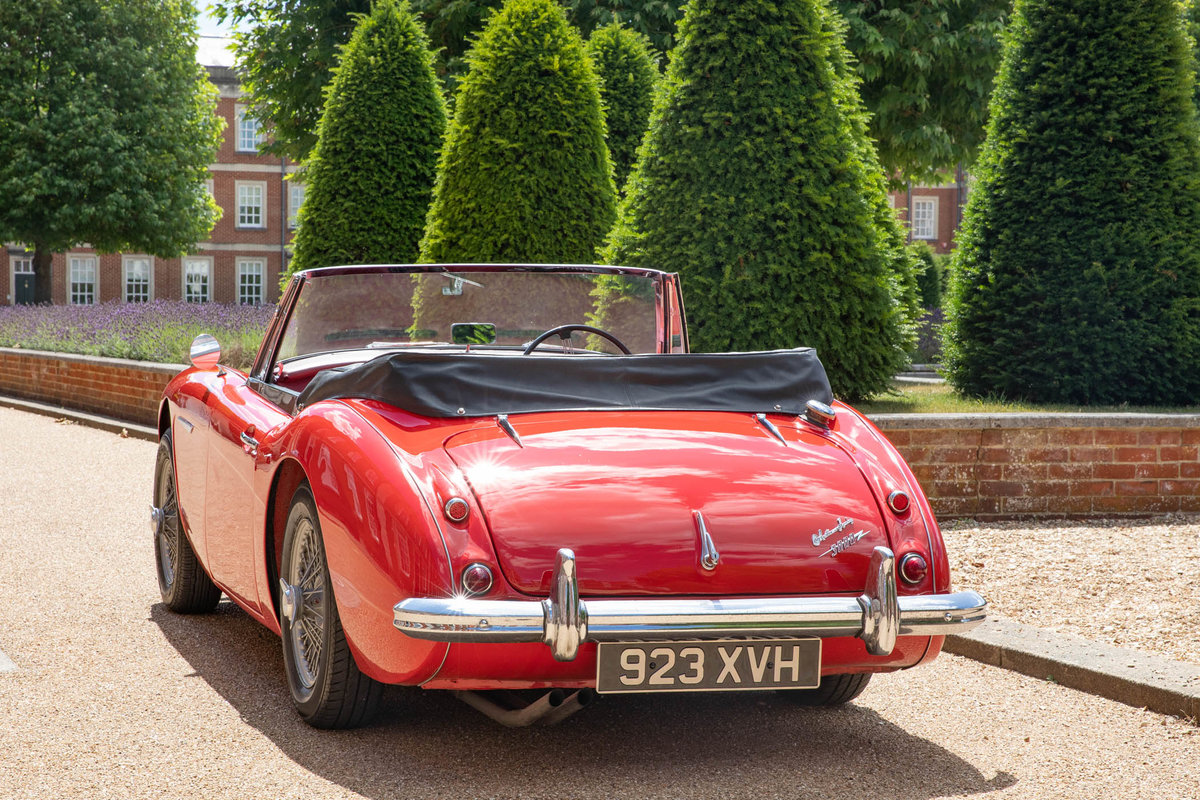 1962 Austin Healey 3000 MkIIA BJ7   1 of 455 UK RHD For Sale (picture 4 of 6)