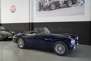 AUSTIN HEALEY 3000 sports MK III restored (Big Healey) 1967