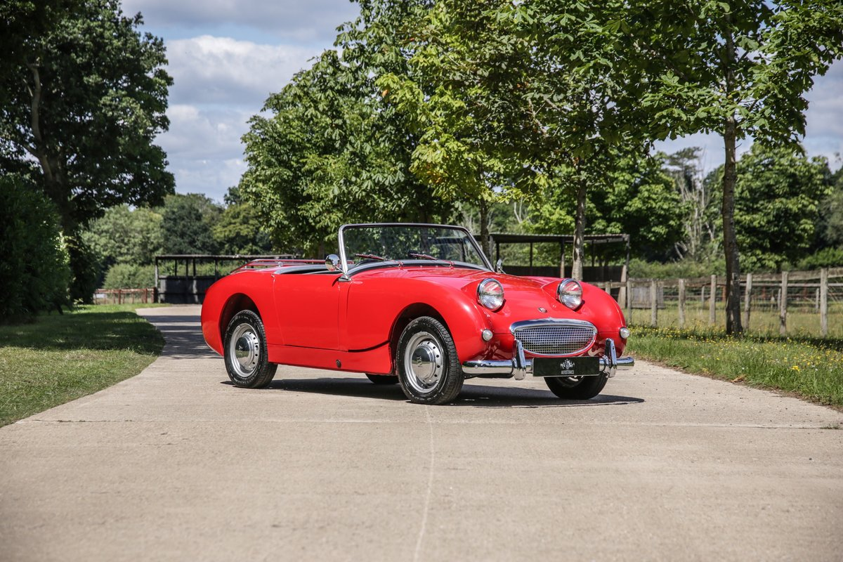 1960 Austin Healey  For Sale (picture 1 of 17)