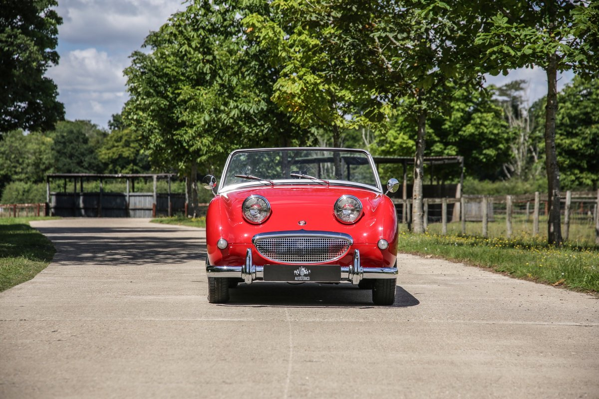 1960 Austin Healey  For Sale (picture 4 of 17)