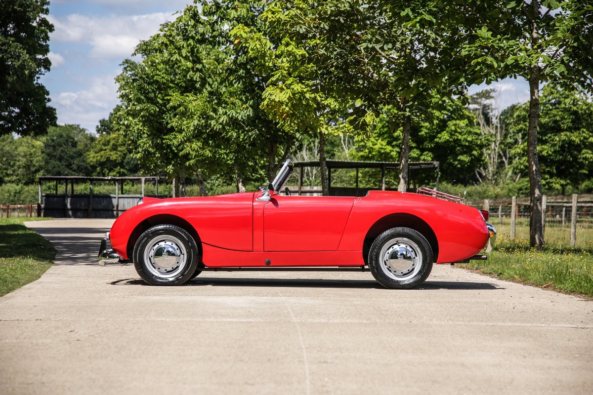 1960 Austin Healey  For Sale (picture 6 of 17)