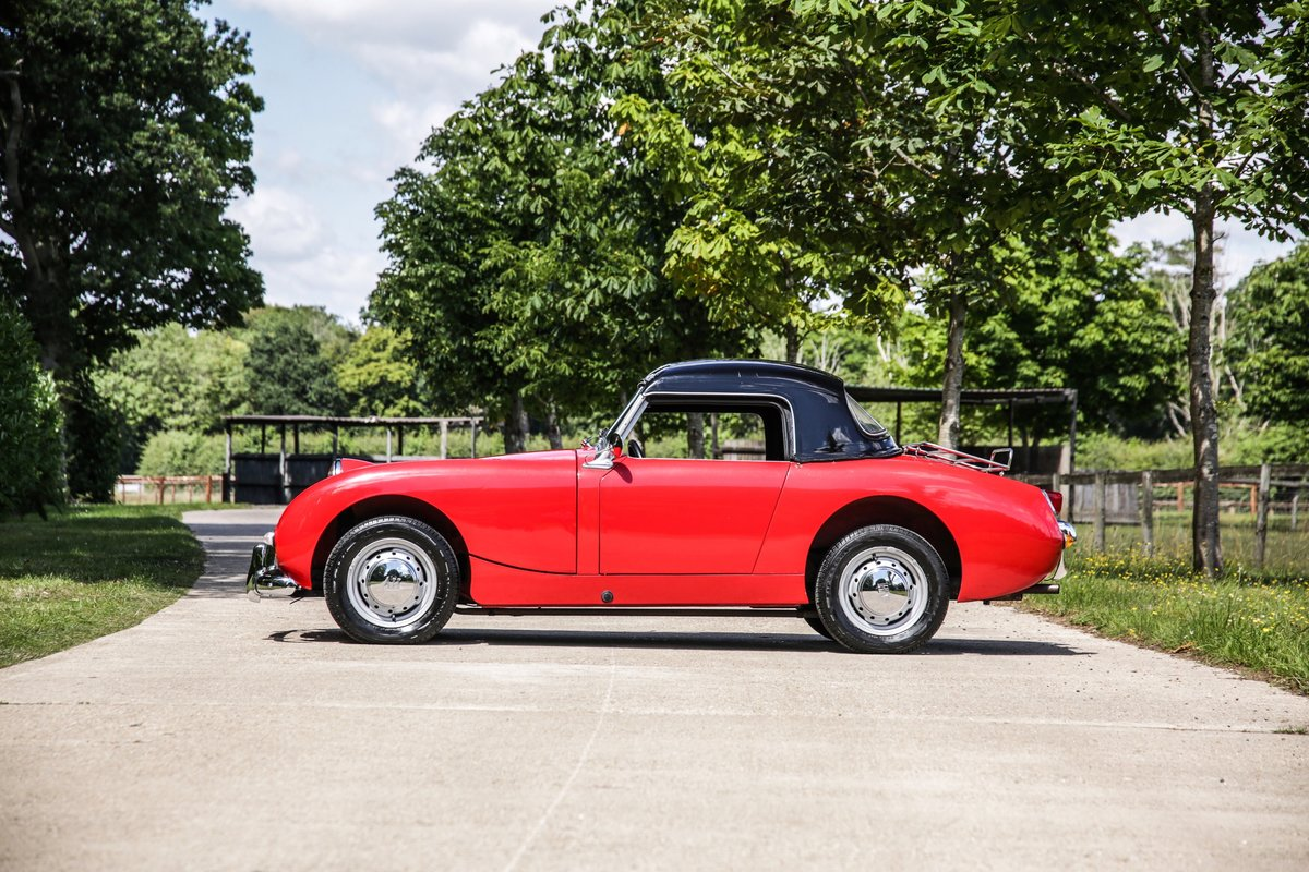 1960 Austin Healey  For Sale (picture 7 of 17)