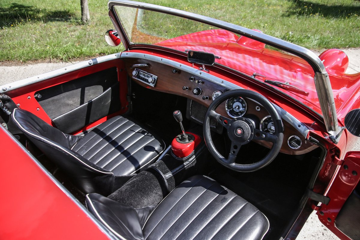 1960 Austin Healey  For Sale (picture 8 of 17)