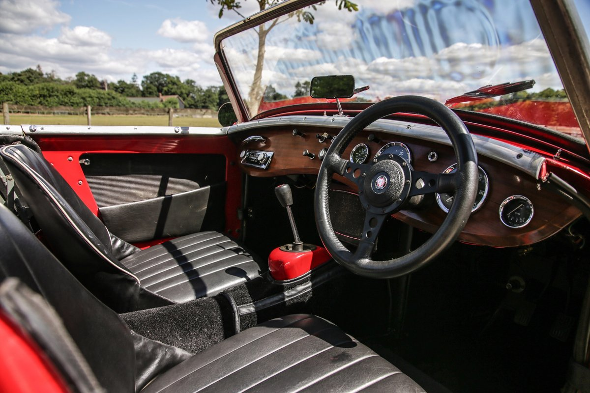1960 Austin Healey  For Sale (picture 9 of 17)