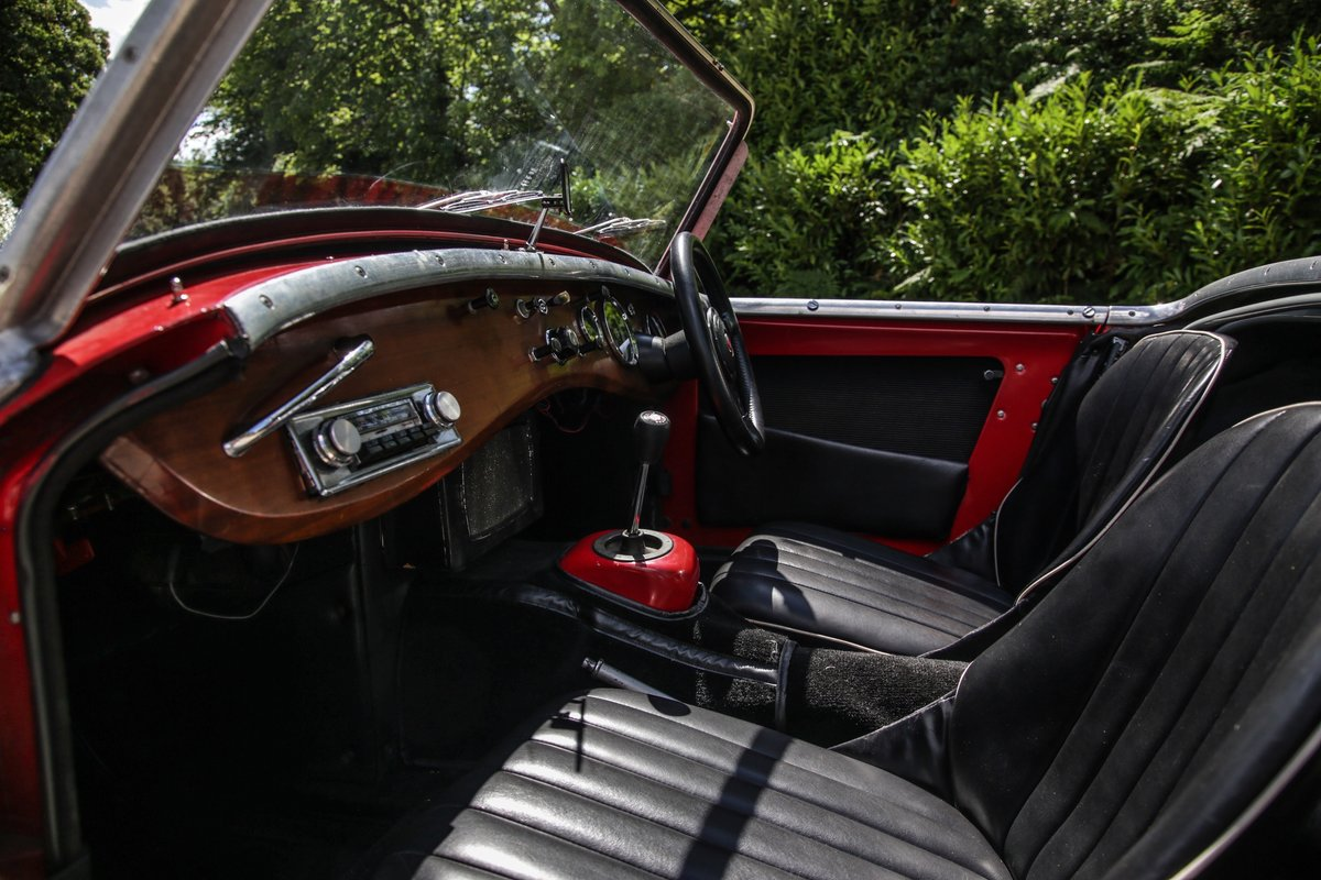 1960 Austin Healey  For Sale (picture 10 of 17)
